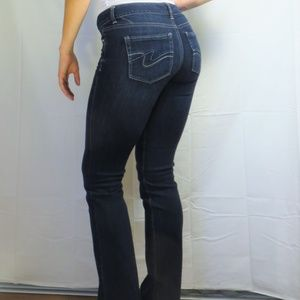 White House Black Market Blanc Jeans Boot Leg